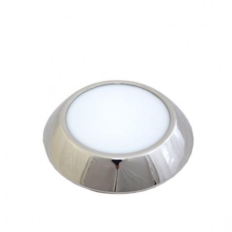 Světlo kajutové Led, alu, 12V, 34x0,2W