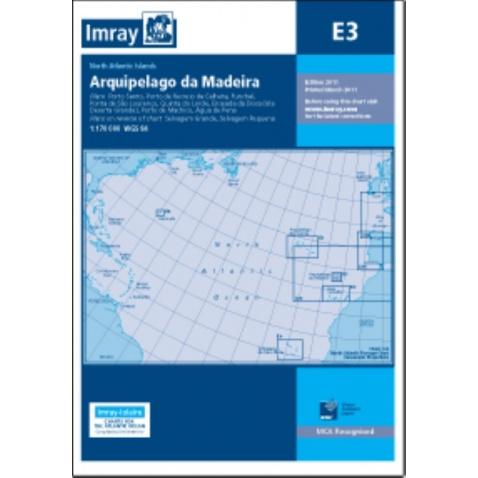 Mapa E3 Arquipelago da Madeira
