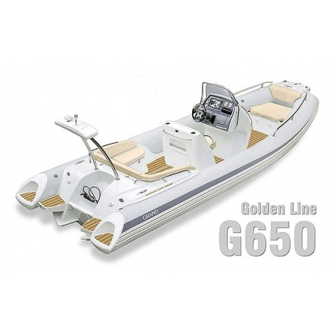 Nafukovací člun GRAND G650LF
