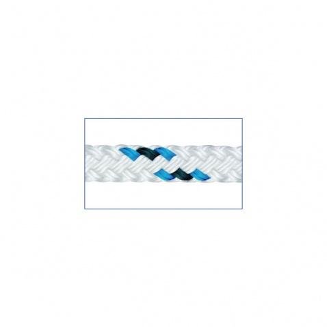 Allround pr.6 mm white-blue