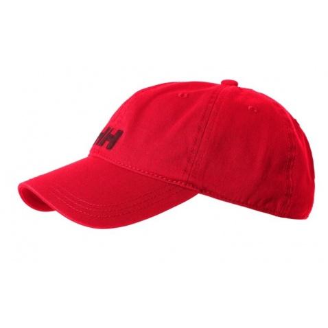 Kšiltovka Helly Hansen Logo red