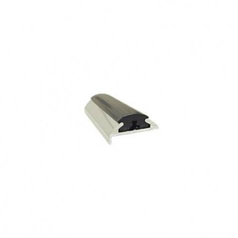 Oděrový profil spodní, hliník. typ 68, délka 365cm