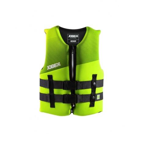 Vesta plovací neoprenová Jobe - Lime green, size 14
