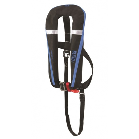 Vesta samonafukovací Comfortfit 165N, 50+kg, black/blue