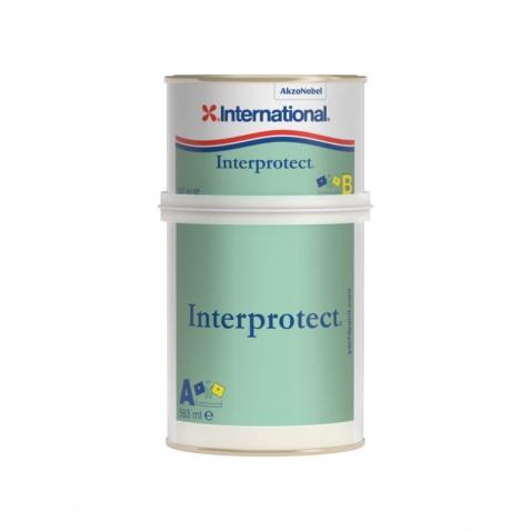 Barva základová  INTERPROTECT - šedá, 2,5 l