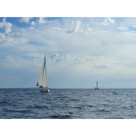 Praxe na moři - Jadran