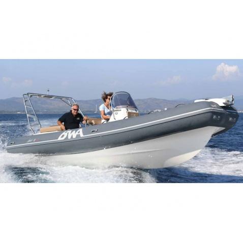Nafukovací člun BWA Sport 22' GTO