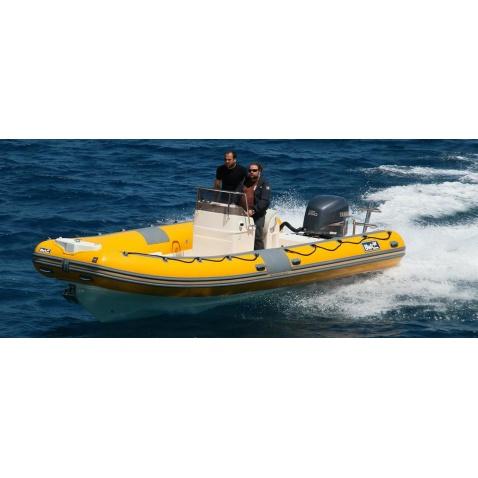 Nafukovací člun BWA 25' Open EFB