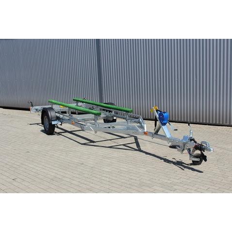 Přívěs 1300kg, G500, bržděný, 5700x1950mm