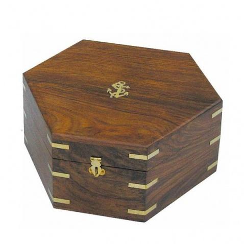 Krabice na sextant - 25x22x11 cm