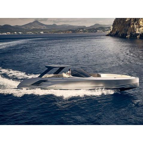 Motorový člun Frauscher 1414 Demon Air