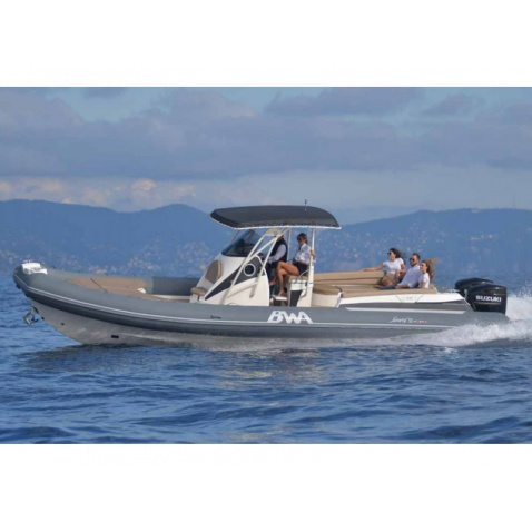 Nafukovací člun BWA Sport 33' GTO