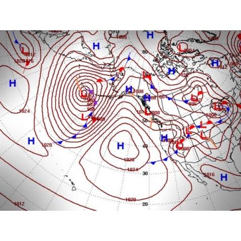 Jachtařská přednáška - Rychlá meteorologie