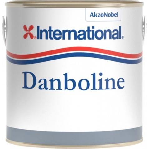 Barva vrchní  DANBOLINE - šedá, 0,750l