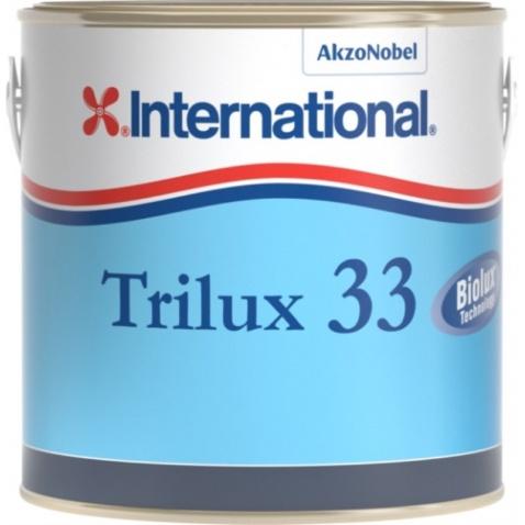 Antifouling  TRILUX 33 - černá, 2,5l