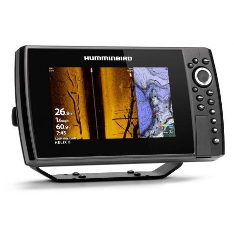 Humminbird Helix 8 CHIRP MEGA SI+ GPS G4N