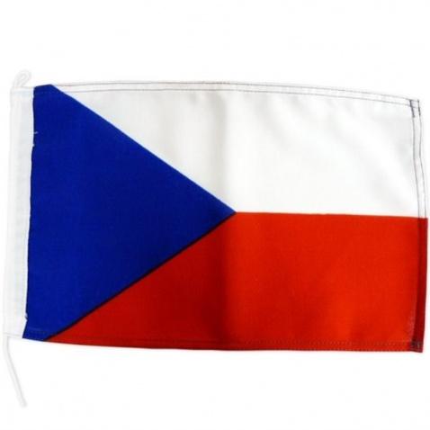 Vlajka Česká republika - velikost 100x150cm