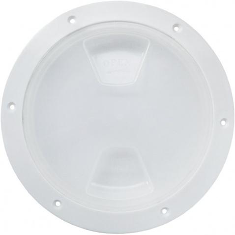 Inspekční víko, transparentní - 152/165/205 mm