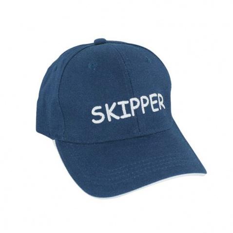 Kšiltovka SC-nápis Skipper, navy
