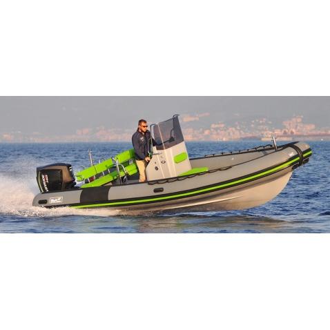 Nafukovací člun BWA 220 SUPER PRO