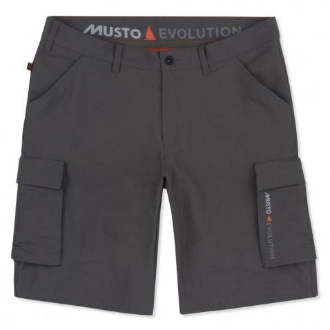 Kalhoty MUSTO krátké evo pro lite UV Charcoal