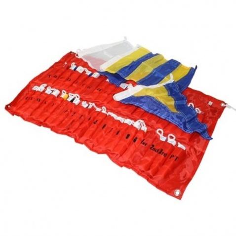 Vlajkosláva s obalem (40vlajek) 30x45cm