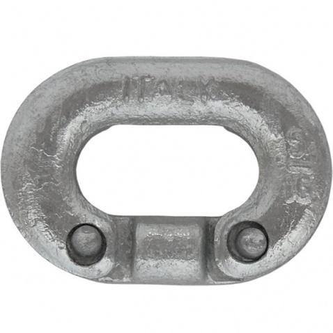Spojka řetězu pozink, průměr 10 mm