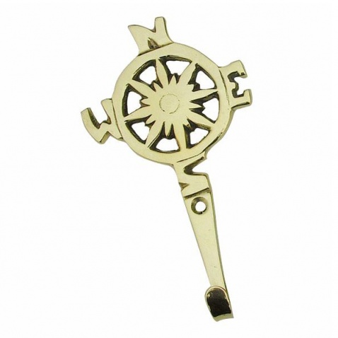Věšák kompas – jednoduchý