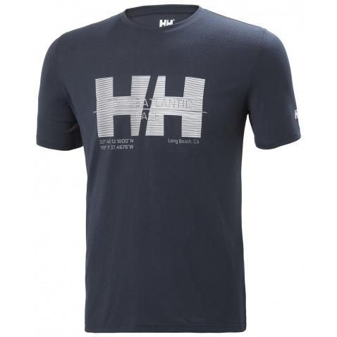 Triko Helly Hansen HP Racing navy