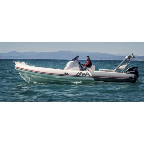 Nafukovací člun BWA Sport 28' GTO c