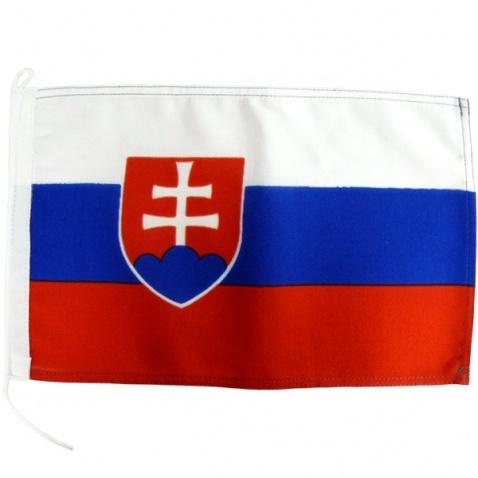 Vlajka Slovensko - velikost 30 x 20cm