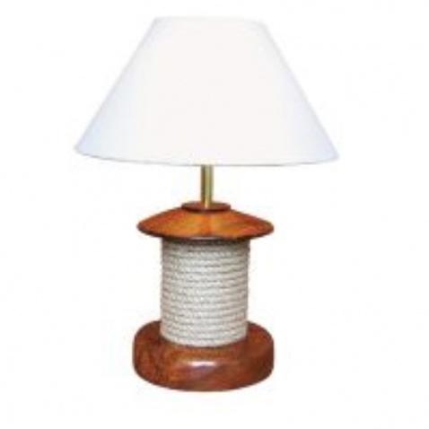 Lampa na laně,elektrická, výška 47cm (Stínidlo nutno doobjednat zvlášť)