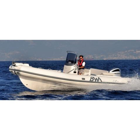 Nafukovací člun BWA Sport 26' GT