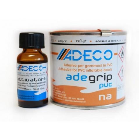 Dvousložkové lepidlo PVC - balení 400g