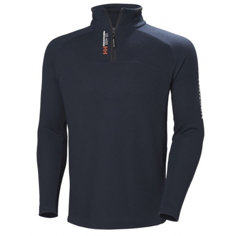 Mikina Helly Hansen HP 1/2 zip navy