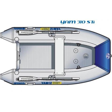 Nafukovací člun Yam 310STi