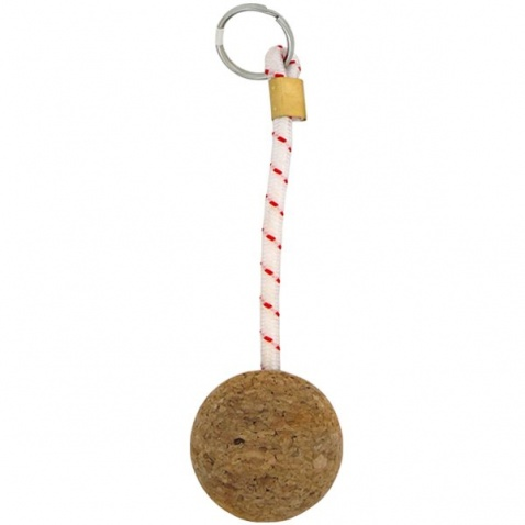 Přívěšek na klíče -  korek