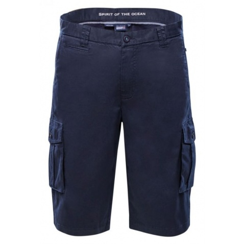 Kalhoty Marinepool Brad Cargo krátké navy