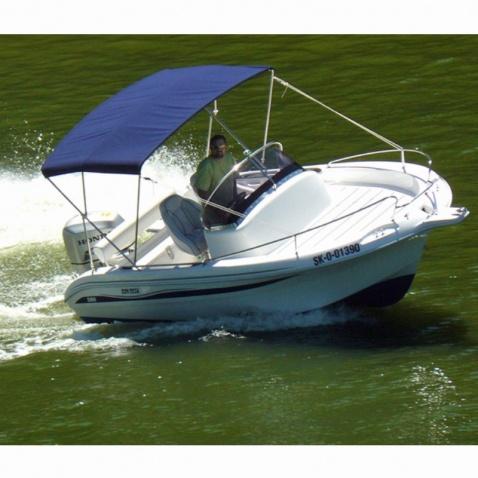Motorový člun A584 Sun Deck