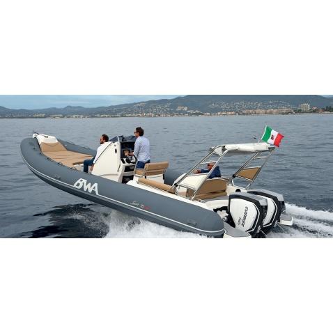 Nafukovací člun BWA Sport 28' GTO