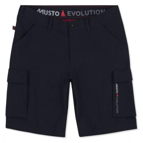 Kalhoty krátké Musto Evo pro lite UV FD true navy (trun)
