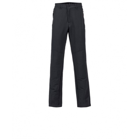 Kalhoty MUSTO Crew dlouhé black (bl)