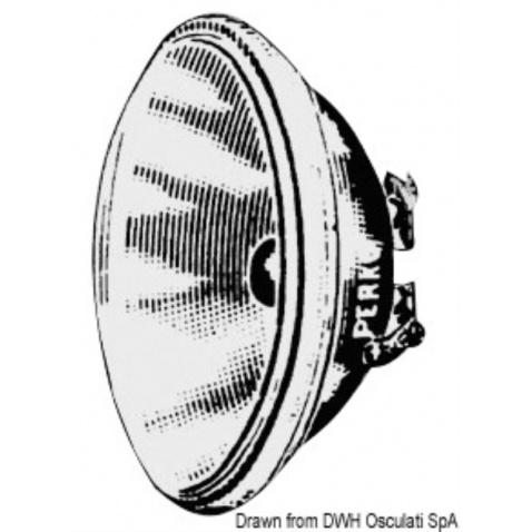 Světlo 140mm 24V 100W