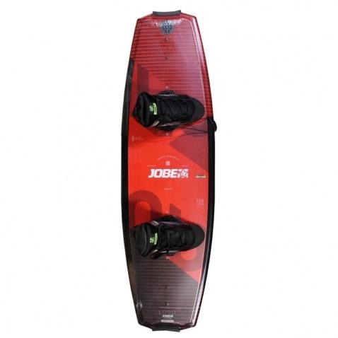 Wakeboard JOBE LOGO Series 138 Red + boty