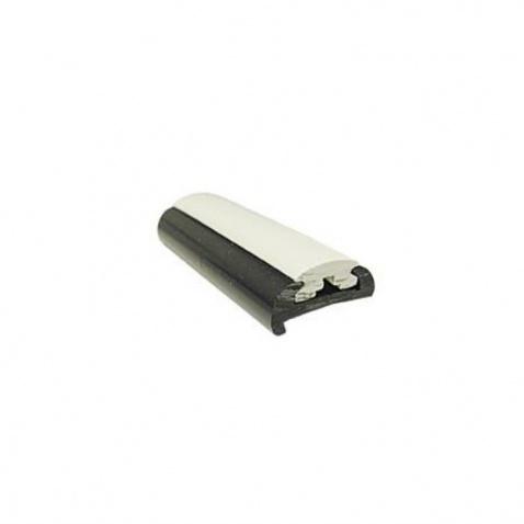 Oděrový profil PVC 1472R černý 15m