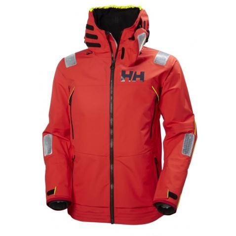 Bunda Helly Hansen Aegir Race Jacket alert red