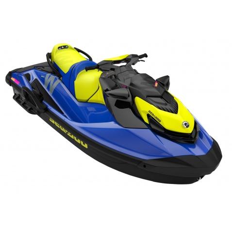 Skútr vodní Sea Doo WAKE 170 3-up 170hp modro-žlutý