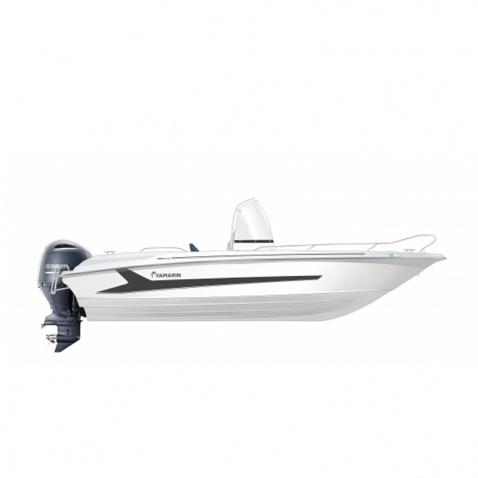 Motorový člun Yamarin 61 CC