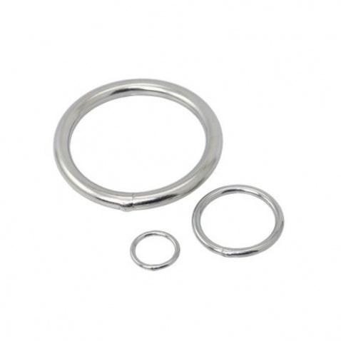 Kroužek  - pr.materiálu 8mm, vnitřní pr.kroužku 45mm