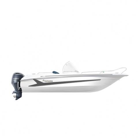 Motorový člun Yamarin 56 SC
